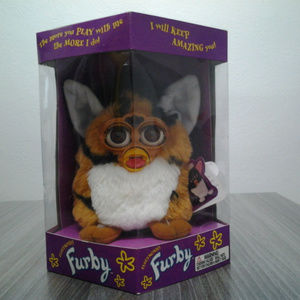 NIB/Never opened 1998 Furby